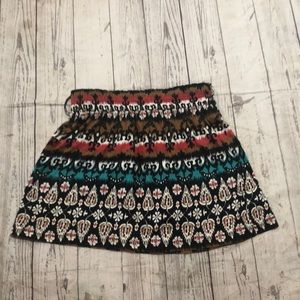FOREVER 21 MINI SKIRT GREAT CONDITION SIZE XS/TP